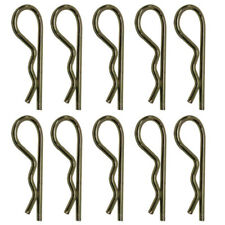 Set Of 10 Implement Grip Clip Hair Pins Fits Farm Tractor 2 1516 Long