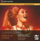 Donizetti: Lucrezia Borgia (CD, May-2011, 2 Discs, Opera Australia)