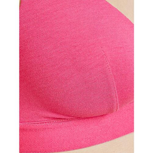 John Lewis Rosy Soft Comfort Bra UK Size Small Pink BNWT RRP £18