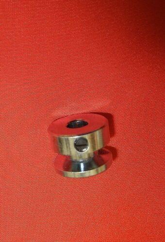 I4//0800 Haushaltmotore .. Riemenscheibe metall