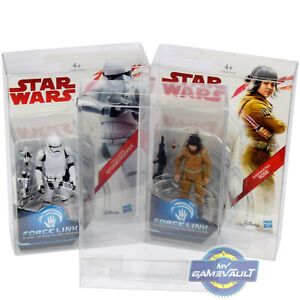 5 x Protector Box for Star Wars Figure 40th Anniversary 0.5mm PET Display Case