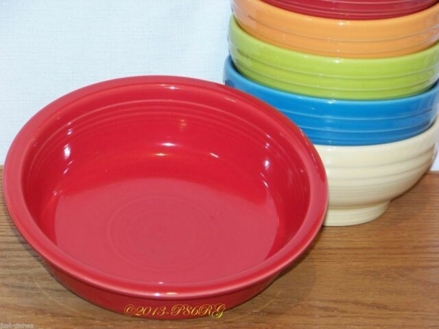 Fiesta® SCARLET Post 86 Medium 19 oz Bowl
