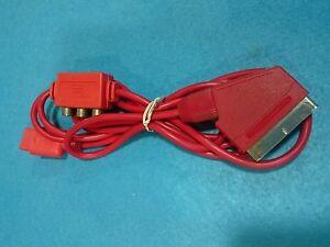 Cable Rgb Scart Psx Playstation Av A5ktwekp-07160409-193023662