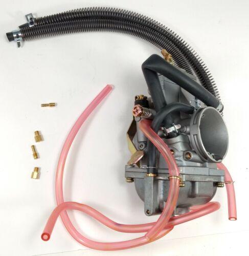 fits  30mm Mikuni TM30 TM 30 ATV Motorcycle Yamaha DT200S Flat Slide Carburetor