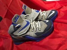 on sale c482e bcedb item 7 Youth GS Nike Air Lebron Soldier VIII SNEAKERS Gray Blue 653645-011  Sz 6Y -Youth GS Nike Air Lebron Soldier VIII SNEAKERS Gray Blue 653645-011  Sz 6Y