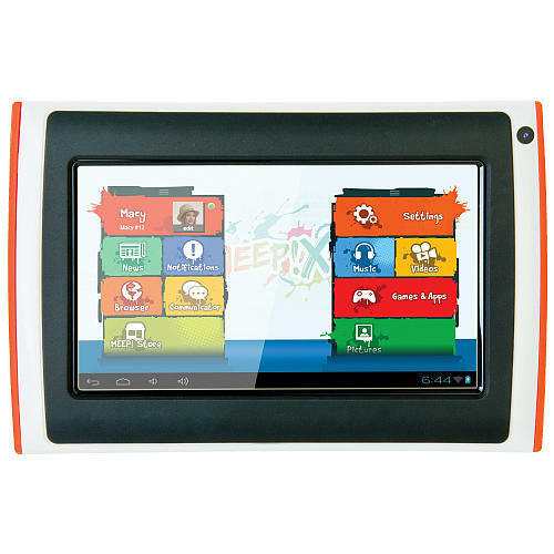 Oregon Scientific Meep X2 - Educational Android Safe Tablet For Kids