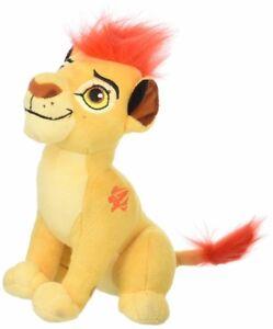 With Tags Disney Plush Lion Guard 7in Kion Stuffed Animal Character