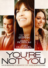 Youre Not You (DVD, 2015)