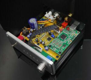 Finished-Hifi-AK4490-XMOS-USB-DAC-Interface-COAX-Optical-Bluetooth-5-0