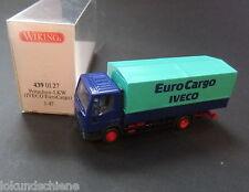 Pritschen LKW Iveco  Euro Cargo Wiking  HO 1:87 #4542