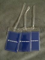 Eastern Airlines EAL Airplane Vintage Playing Card Logo Luggage Name Tag Tags 3