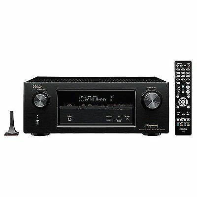 Denon Avr-2100w 7 2 Channel Full 4k Ultra HD A/v Receiver With