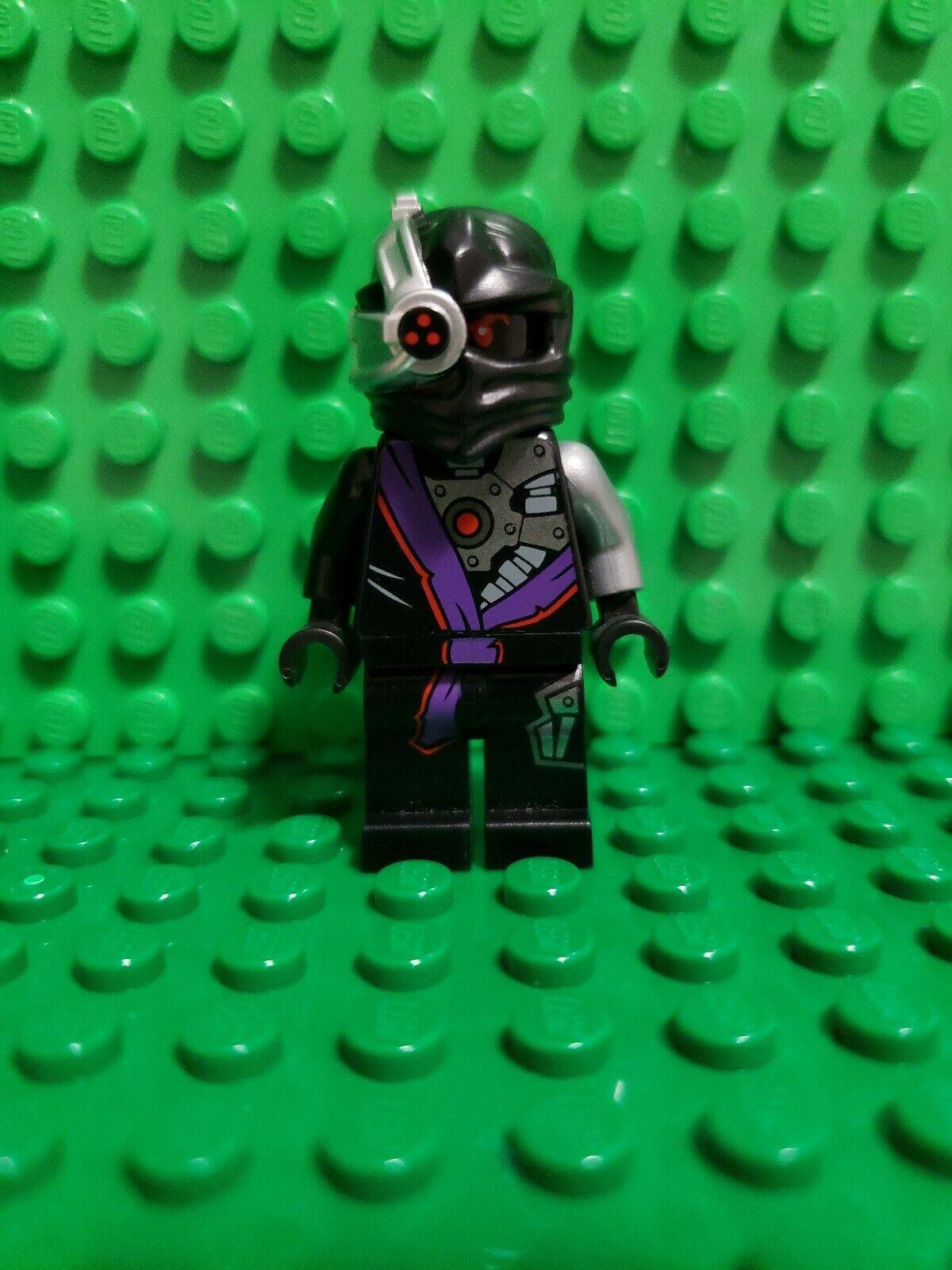 Lego mini figure Ninjago Ninja Nindroid 70720 70728 NEW