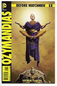 Before-Watchmen-Ozymandias-1-DC-2012-NM-Signed-Jae-Lee-Rebirth