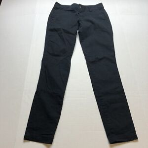 Old-Navy-Womens-Size-2-Black-Skinny-Pants-A746