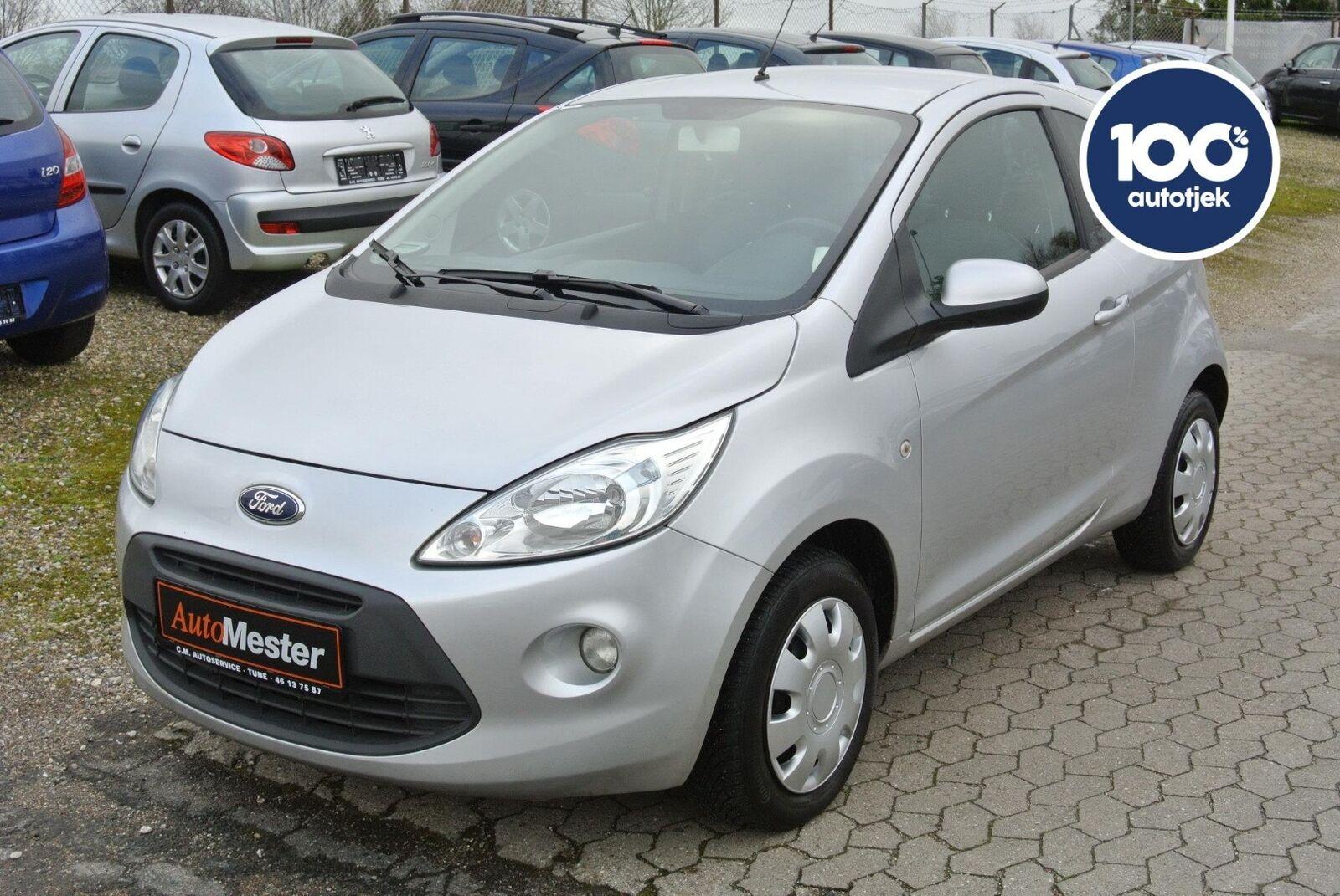 Ford Ka 1,2 Titanium 3d - 49.900 kr.