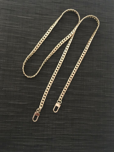 Taschenkette Gold Silber Gun Metall Taschengurt DIY Crossbody Bag 100-130cm