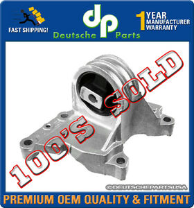 UPPER ENGINE MOUNT BRACKET SET VOLVO XC90 S80 2.9L6 UPPER ENGINE MOUNT BRACKET
