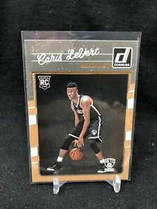 2016-17-Panini-Donruss-167-Caris-LeVert-RC-Rookie-Card-Brooklyn-Nets-NBA-S26