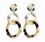 Acrylic-Geometric-Statement-Big-Drop-Dangle-Earrings-Women-Ear-Studs-Jewelry thumbnail 18