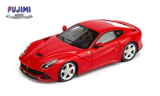 Ferrari F12 Berlinetta 2013 rouge Corsa Fujimi 1 43 Model TRUE SCALE MINIATURES