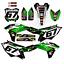 2017-2019-KXF-250-GRAPHICS-KIT-KAWASAKI-KX250F-RIDGELINE-GREY-GREEN-DECALS thumbnail 1