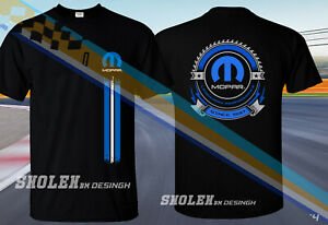 New Limited Racing Team T Shirt MOPAR LEGENDARY AUTHORITY SINCE 1937