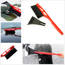 Auto Windshield Front Hood Snow Removal Brush Ice Scraper Defroster Shovel Tools