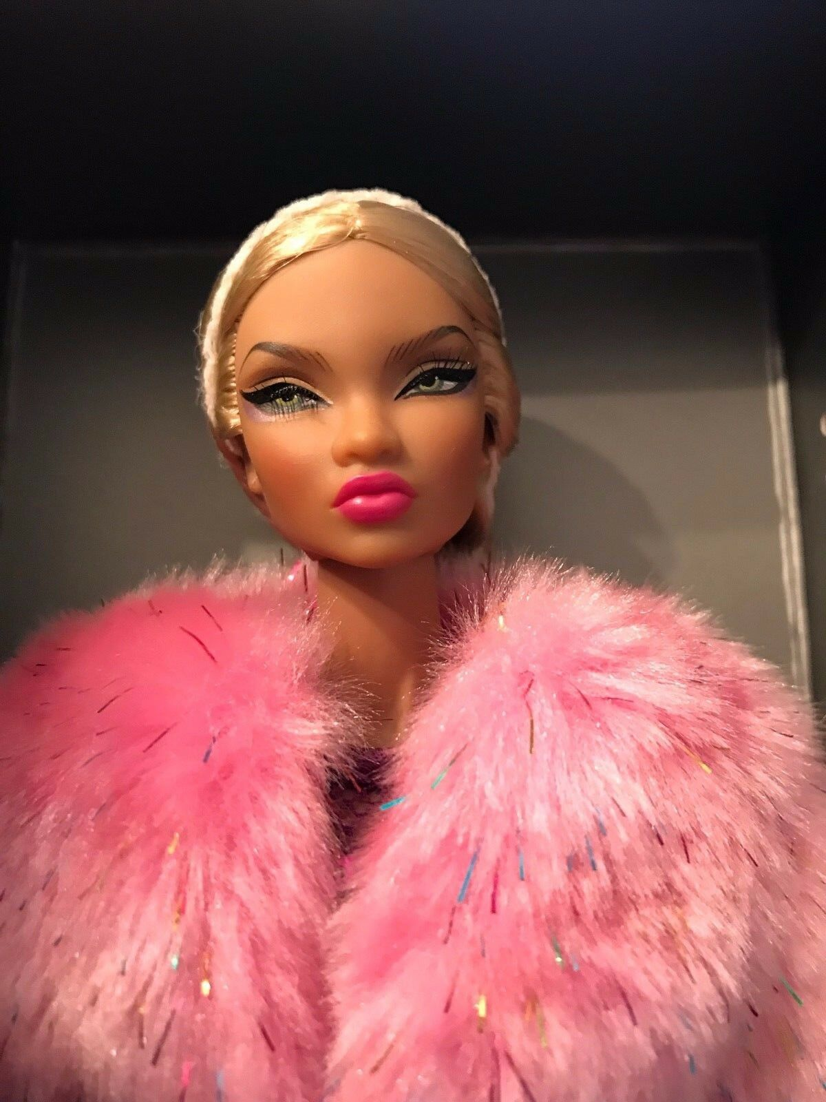FASHION ROYALTY NUFACE COLETTE DURANGER SUPERNOVA DOLL NRFB 2018 IN HANDS