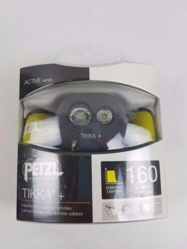 Petzl Tikka 160 lm projecteur vert//gris