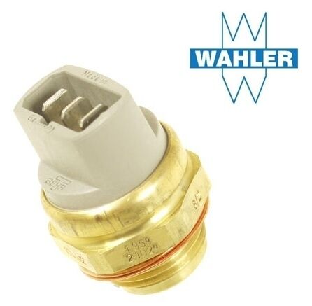 WAHLER Germany Engine Cooling Fan Switch 601795 191959481C