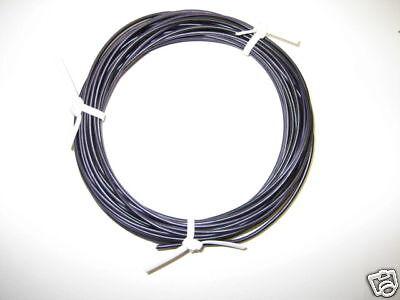 KFZ Kabel Litze Leitung FLRy 1,0mm² 10m schwarz/blau Auto Pkw Lkw