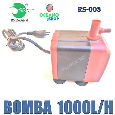 Oxigenador de Acuario y Pecera Compresor Bomba de Aire difusor manguera GRATIS