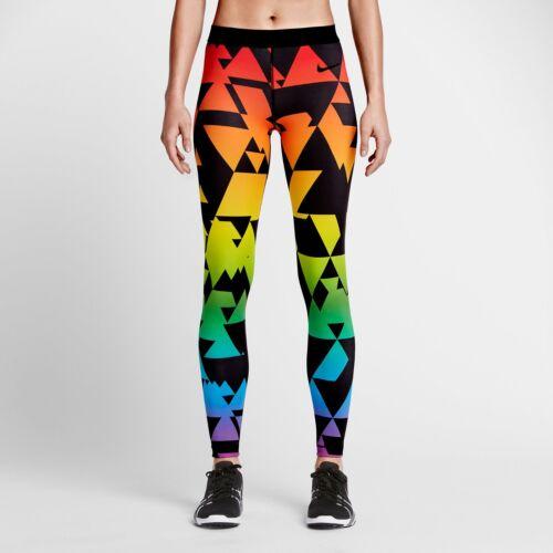 Nike da Dri Collant Pro allenamento nero fit 010 multicolore Betrue Lgbt donna 842570 UHr4wgUq