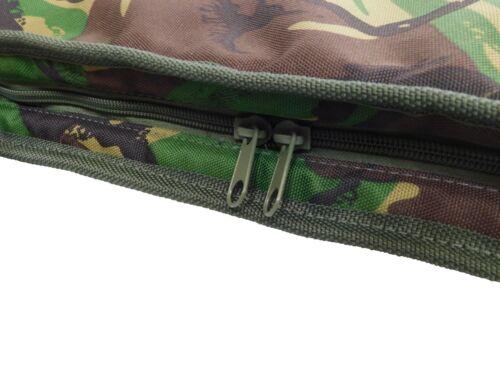 Cotswold Aquarius 1 Rod Link Sleeve 12ft Woodland Camo NEW Fishing Luggage SALE