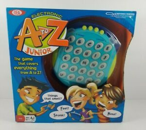 Brand-New-Electronic-A-to-Z-Junior-Game-Ideal-Alex-Brand-2014-Ages-6-Players-2