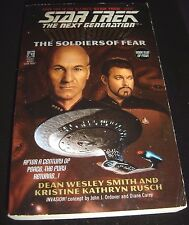 Star Trek The Next Generation: The Soldiers of Fear No. 2 : Invasion! No. 41 by Dean Wesley Smith and Kristine Kathryn Rusch (1996, Paperback)