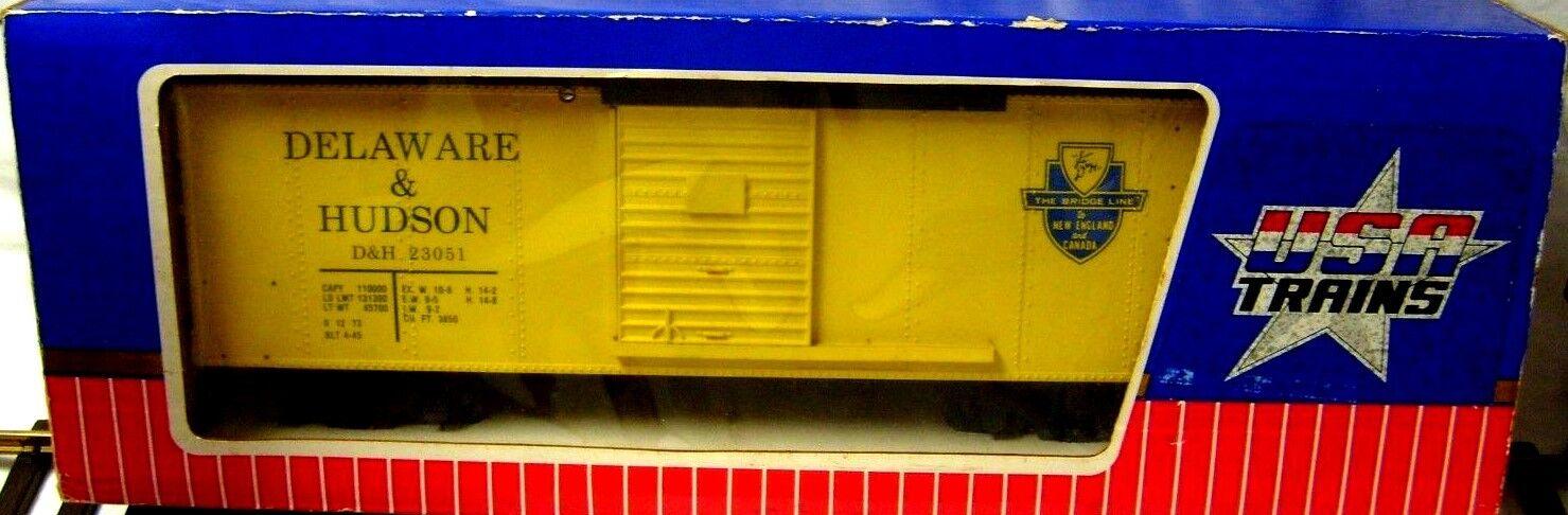 USA 23051 DELAWARE & HUDSON BOX CAR