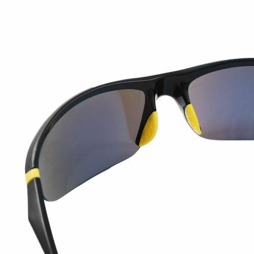 Reflective Lens Mirror Glasses Cycling Outdoor Sports Sunglasses UV400 Men Women