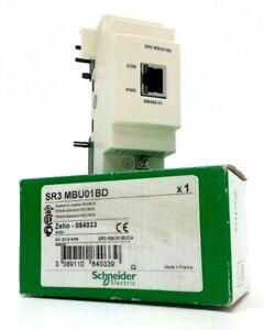 Schneider-Electric-SR3-MBU01BD-Modbus-Network-Slave-Communication-Module