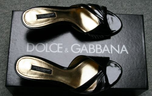 2 nere Dolce indossato Gabbana 36 Scarpe estive X gr 1 0qCvw06txU 0351935f1af
