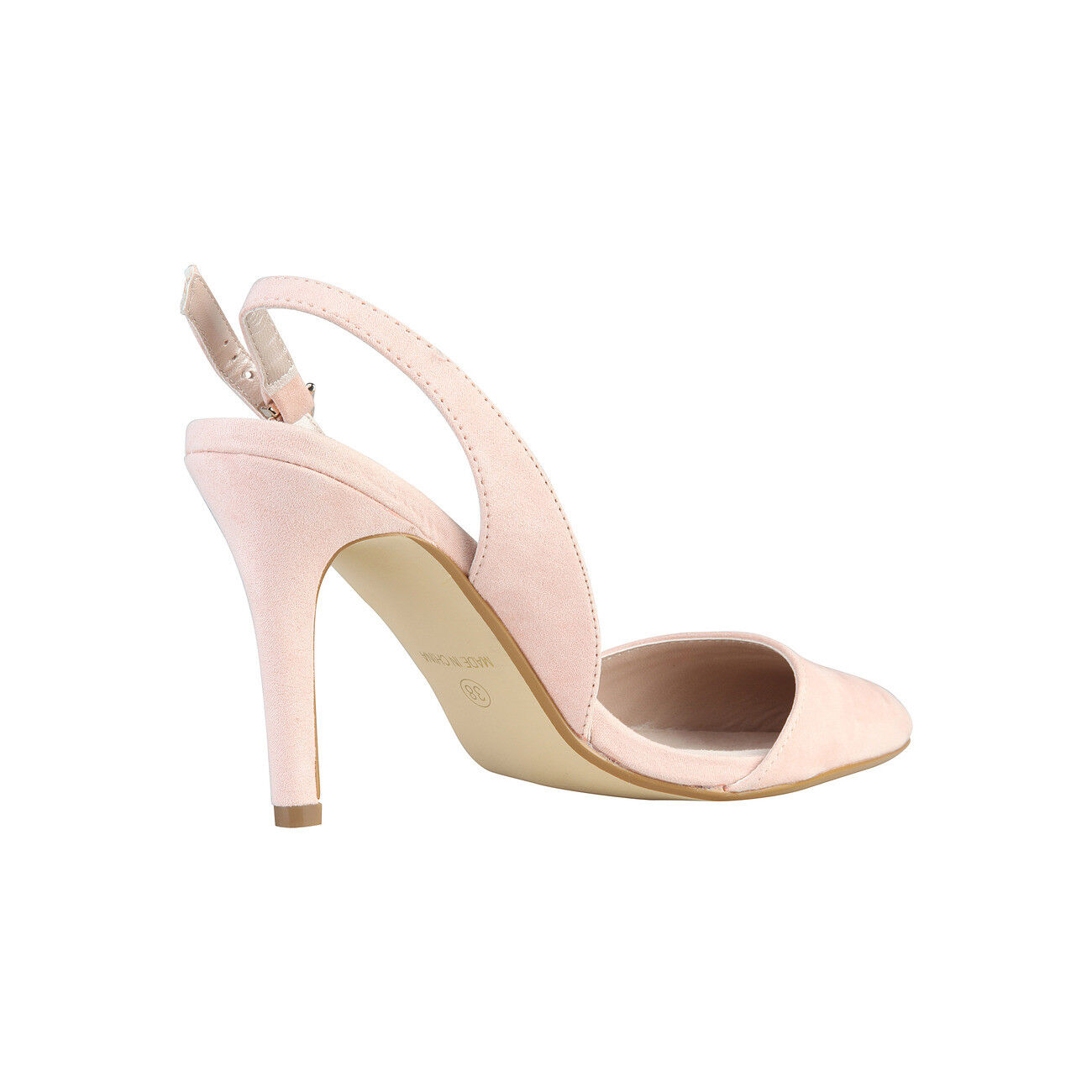 Motivi n139s0_07 Exclusive sandalias, señora sandalias, sandalias, Exclusive zapatos de salón, UE 37, rosadodo 3b43d8