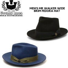 ... Griffin Trilby Fedora Warm Hat Bros 100% Wool 600-9305 Winter.  24.80.  + 14.17 shipping. Goorin Brothers Men s Mr. Walker Wool Felt Fedora Hat b6e98828b2dd