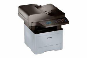 Samsung Sl-m4070fx Stampante Multifunzione Laser A4 40ppm 1200x1200 F/r Prix Fou