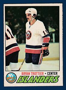 BRYAN-TROTTIER-77-78-O-PEE-CHEE-1977-78-NO-105-EX-3