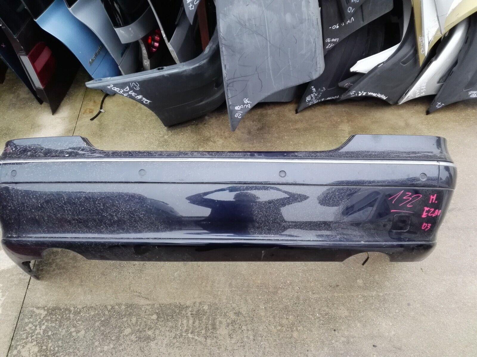 ML 320 163 W163 P2545 EQUAL QUALITY Paraurti anteriore MERCEDES-BENZ CLASSE M