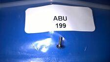 ABU AMBASSADEUR MODEL 4500C L/H SIDE RETAINING PLATE SCREW. ABU PART REF# 199.
