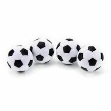 4pcs 32mm Soccer Table Foosball Ball Football for Entertainment  NJ