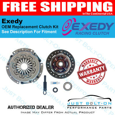EXEDY NSK1006 OEM Replacement Clutch Kit