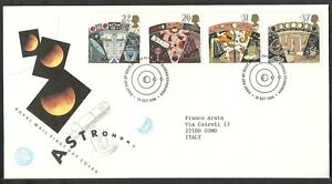 1990 Gb Fdc Astronomy - 003
